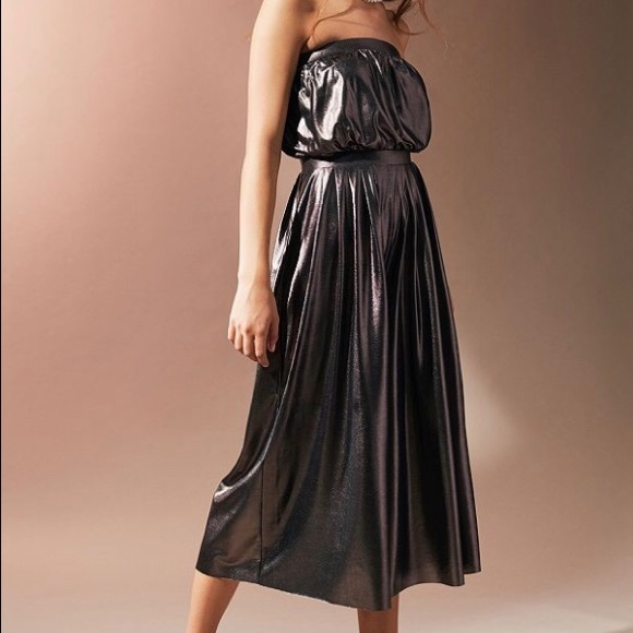 Urban Outfitters Dresses & Skirts - Urban outfitters metallic jumpsuit